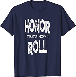 Best honor roll shirts Reviews