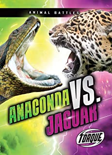 Anaconda Vs. Jaguar (Animal Battles)