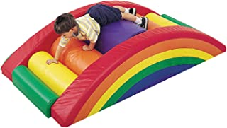 Children's Factory Rainbow Arch Climber, Baby/Kids/Toddler Climbing & Crawling Toys, Indoor Play Equipment for Homeschool/Classroom/Playroom/Daycare