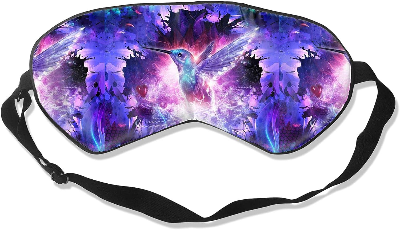 Hummingbird Excellence Galaxy Memphis Mall Sleep Eye Blindfold Mask Soft Comfortable