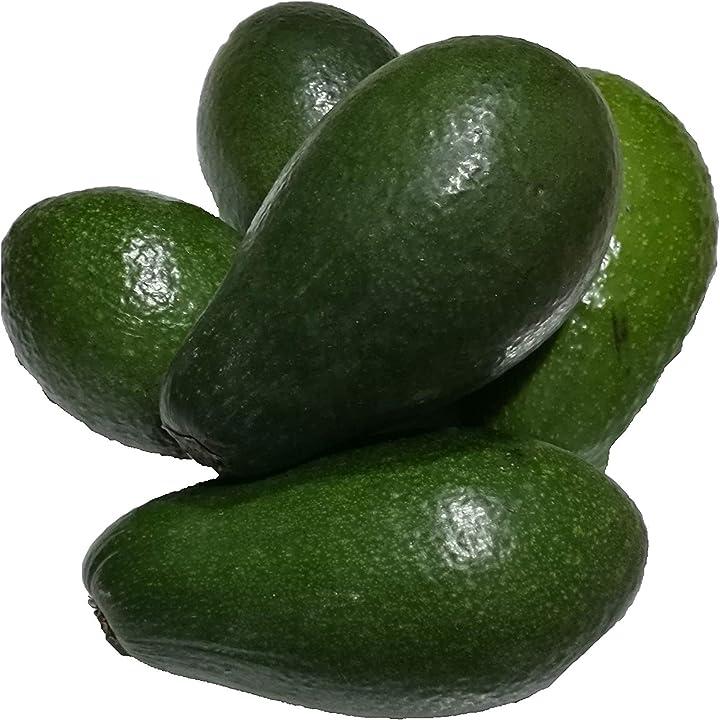 avocado di sicilia frutti esotici freschi bio kg. 10  deliziosamente sicilia b08244rf73