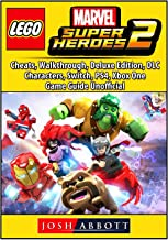 Lego Marvel Super Heroes 2, Cheats, Walkthrough, Deluxe Edition, DLC, Characters, Switch, PS4, Xbox One, Game Guide Unofficial