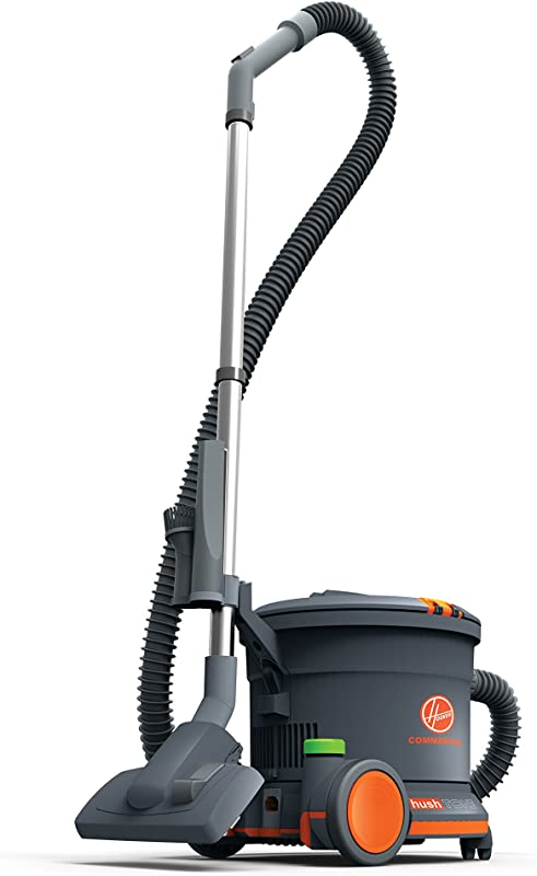 Hoover Commercial CH32008 Hush Tone Canister Vacuum 9 L