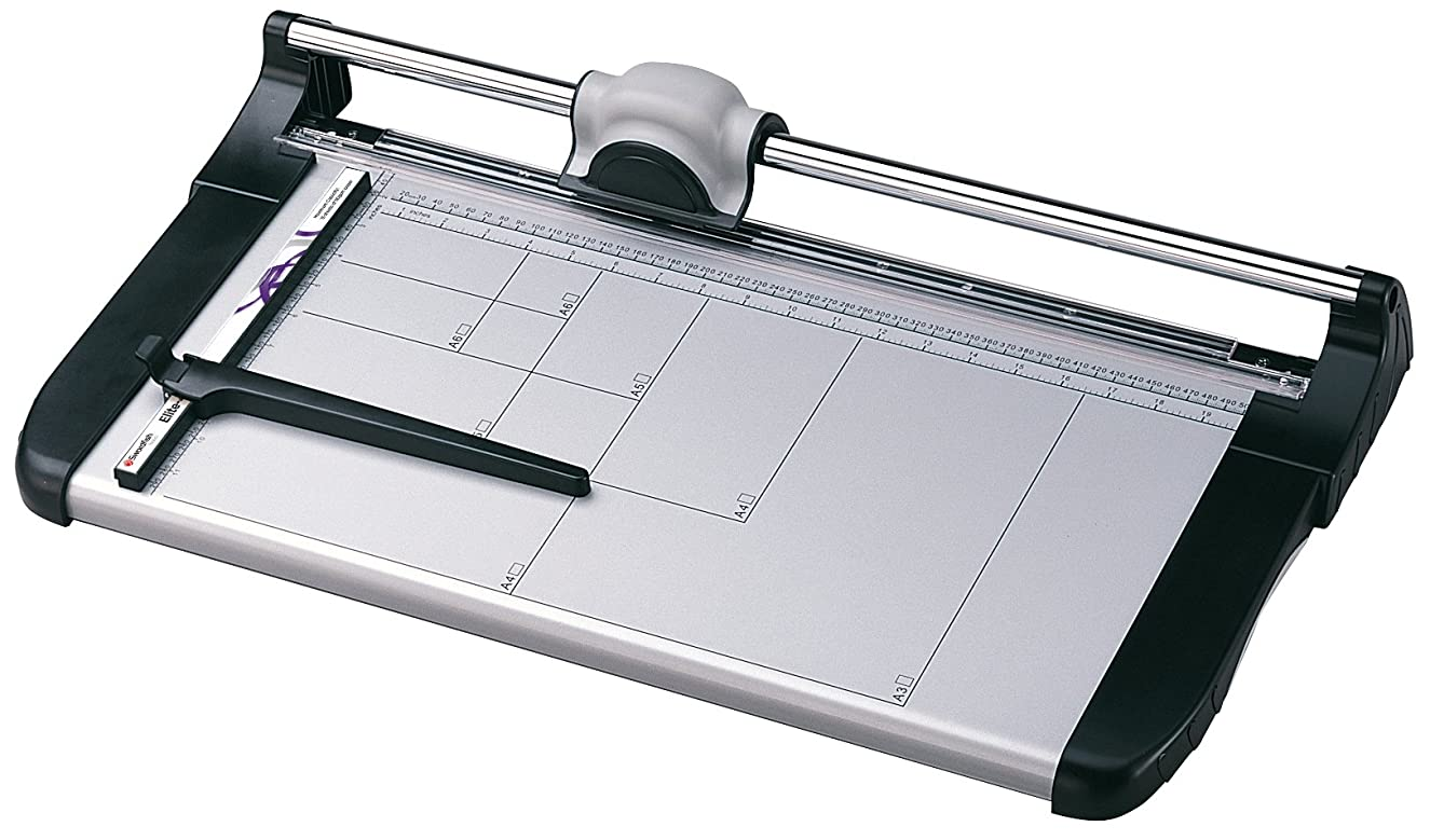 Swordfish 'Elite 480' A3 15 Sheet Rotary Paper Trimmer Office/Pro Ref: 40058x