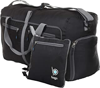 f53c8972d6 Bago 60L Duffle bags for men   women - Foldable Travel Duffel weekender bag