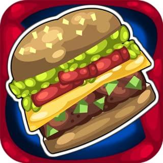 Pop N Drop Burger Shop Dash