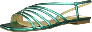 Katy Perry Women's The Pearla Flat Sandal turquoise 5.5 M M US