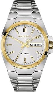 Wittnauer Brody Quartz Movement Silver Dial Men's Watch WN3045