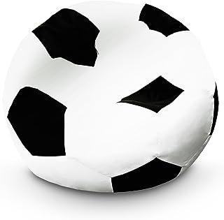 comprar comparacion Lumaland Puf Asiento cojín Pelota balón de fútbol90 cm