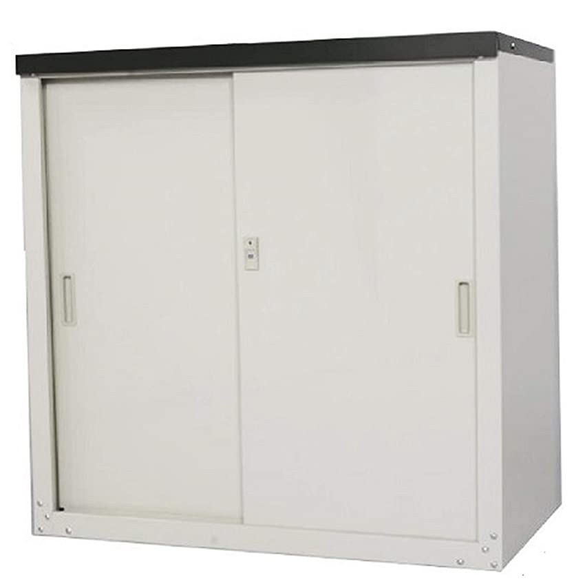 降雨死ぬ模索グリーンライフ(GREEN LIFE) 家庭用収納庫 小型なので設置しやすい 幅89×奥行47×高さ92cm HS-92