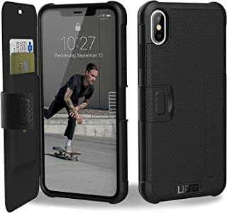 UAG for Apple iPhone Xs Max Anti-Shock Rugged Cover Urban Armor Gear Military Drop Tested Protective Case - Metropolis Black