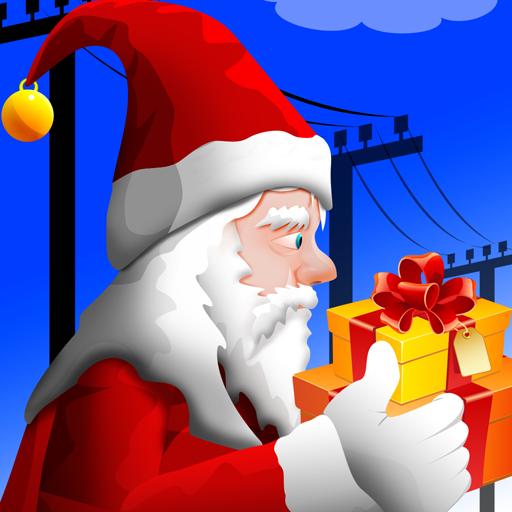 bon ou méchant: la liste de cadeau de Noël du Père Noël...