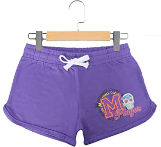 Indirang Women's Purple Cotton Boxer (ab-boxer-08)