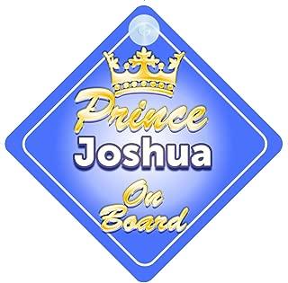 B/éb/é Gar/çon Zion on Board fantaisie Panneau de voiture Cadeau//cadeau pour nouveau//enfant nouveau-n/é
