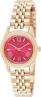 Michael Kors Womens Quartz Watch, Analog Display and Stainless Steel Strap MK3285