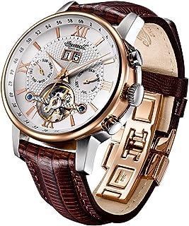 インガーソル 腕時計 自動巻き 限定生産品 オープンハート ビッグデイト IN6900RWH [並行輸入品]