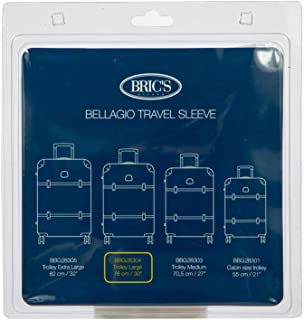 Bric's Protective Cover for Bellagio 2.0 30 Inch Large Spinner Recessed, Clear (transparent) - BAC20937.999
