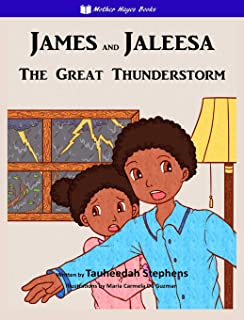 James and Jaleesa: The Great Thunderstorm
