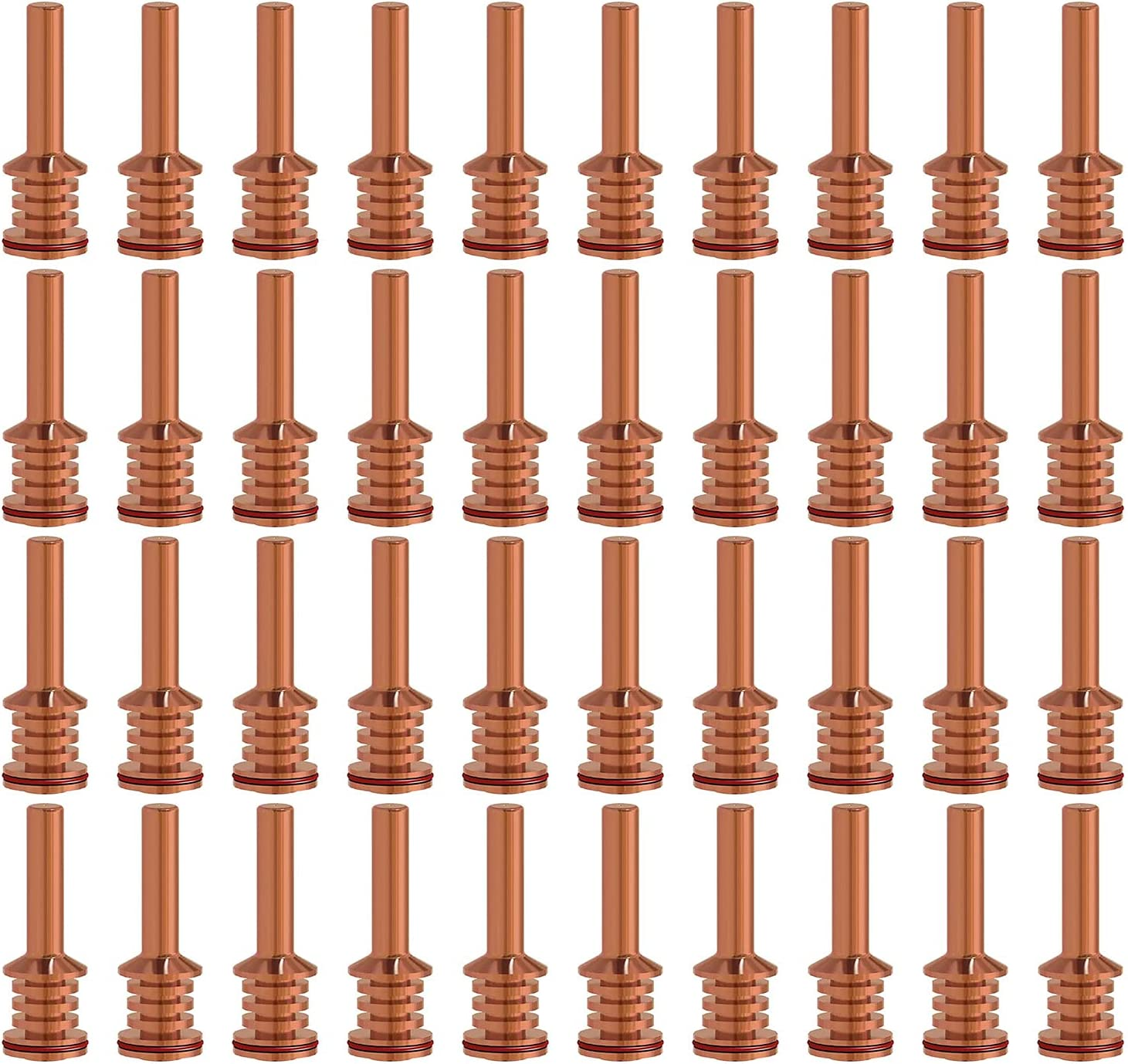 KEMAO 40Pcs 420132 Plasma Cutting Electrode Tips Fit for PMX 30 AIR Plasma Cutting Torch Consumable : Tools & Home Improvement