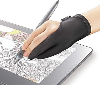 エレコム 液晶ペンタブレット用 グローブ 2Lサイズ ブラック TB-GV12LBK