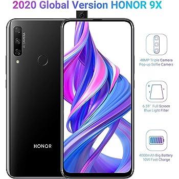 HONOR 9X Smartphone Telefono Movil 4GB RAM 128GB ROM, Pantalla ...