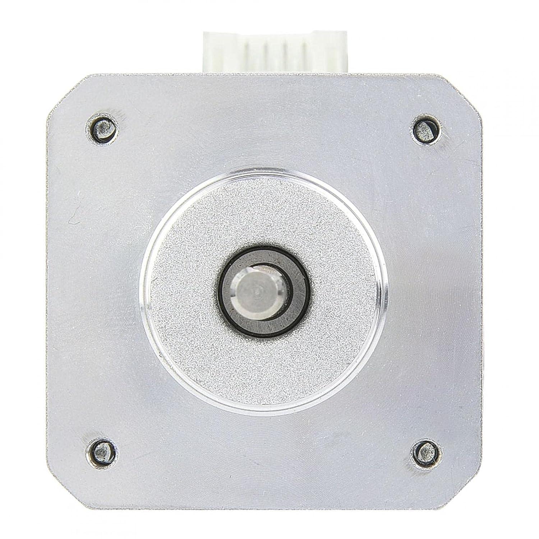 Nema 17 Gear Motor Bipolar DC 60oz. 1.8° 420mN.m for 3D Bombing new work Printer Over item handling