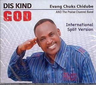 African Mega Praise includes DIS KIND GOD, International Split Version 62 Tracks on 4 CDs Pack