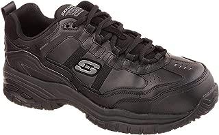 Skechers Mens Soft Stride Work Sneaker