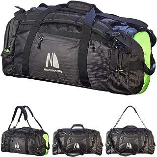 Navis Marine Duffel Dry Bags Waterproof for Sailing Backpack Boating Luggage Team Bag 30L 40L 50L 60L 70L