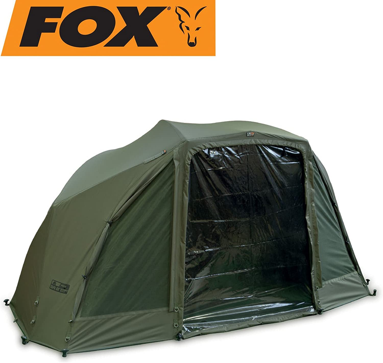 Fox Supa 50' Overwrap MK2 - Zeltüberwurf für Fox Supa Brolly, Angelzelt, Zelt zum Angeln, Anglerzelt