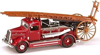 Yat Ming Scale 1:43 - 1938 Dennis Light Four Fire Engine