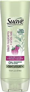 Suave Professionals Conditioner, Black Raspberry + White Tea, 12.6 Fl Oz (Pack of 6)