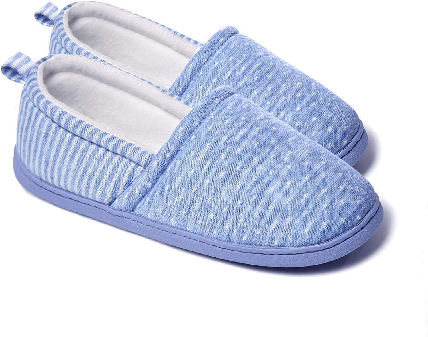 ChicNChic Women Comfortable Anti-Slip Home Slippers Soft Sole Indoor Outdoor House Shoes