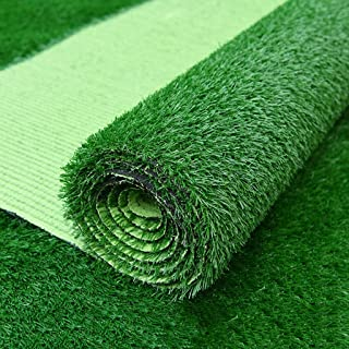 Artificial grass, Realistic Fake Grass Deluxe Turf Synthetic Turf Thick Lawn Pet Turf 2cm High Pile Customized (Size : 2x3m)
