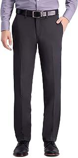 Haggar Men's Cool 18 PRO Straight Fit Flat Front Pant Pants