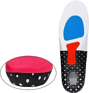 Best shoe inserts for sweaty feet Reviews