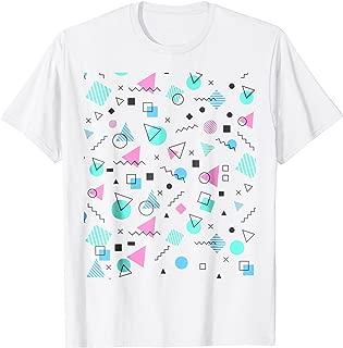 memphis pattern shirt