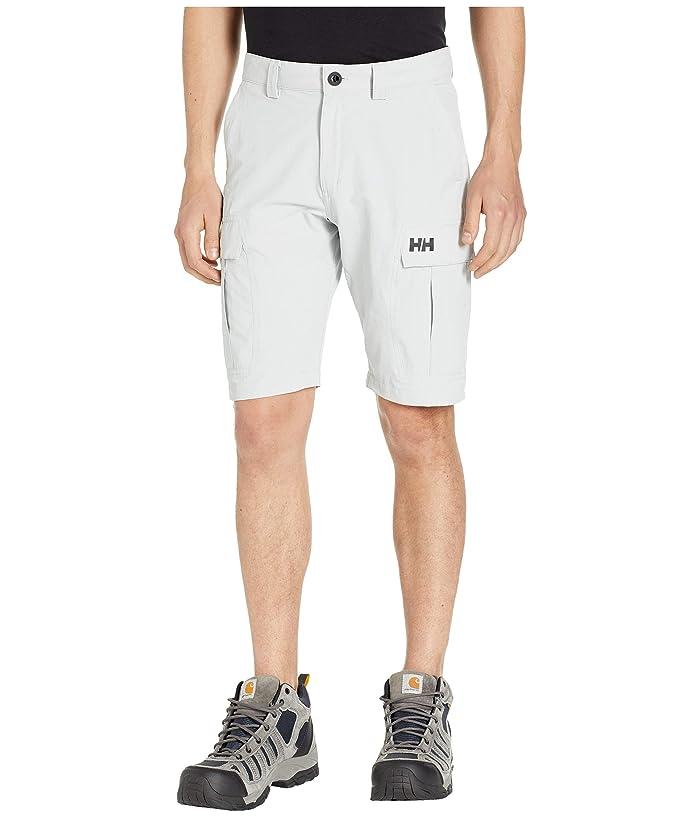 Helly Hansen Jotun QD Cargo Shorts 11 (Grey Fog) Men