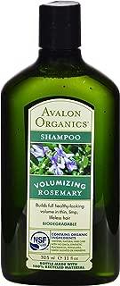 Avalon Organics Volumizing Shampoo Rosemary - 11 fl oz