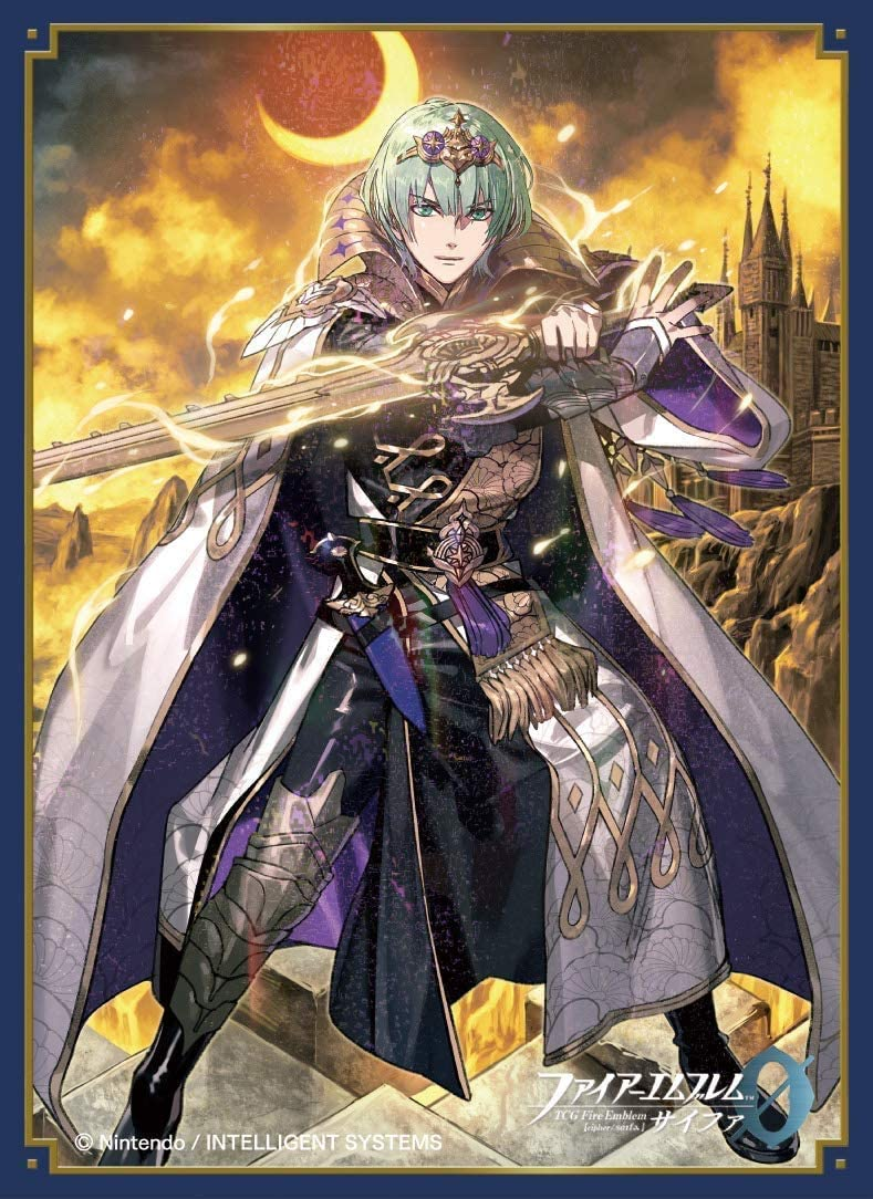 Plumeria Fire Emblem 0 Cipher Movic Sleeves Collection No.FE102 FE Heroes