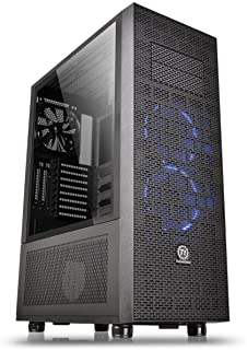 Thermaltake Core X71 TG, negro