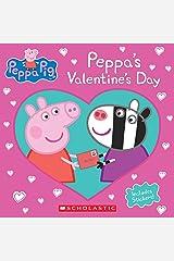 Peppa's Valentine's Day (Peppa Pig) Kindle Edition