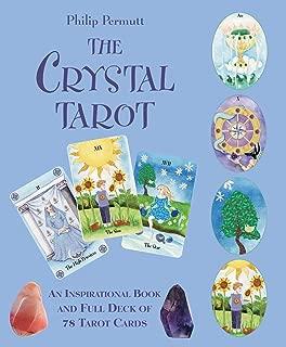 The Crystal Tarot: An inspirational book and full deck of 78 tarot cards