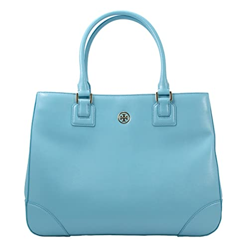 d93132754af8 Tory Burch Robinson East to West Tote, Morning Sky