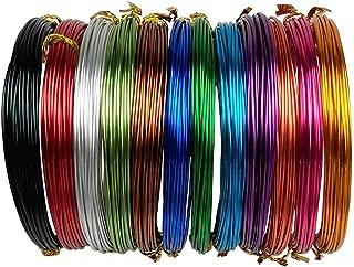 Best coloured aluminium wire Reviews