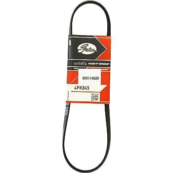 GATES 5PK1545 Micro-V Xf Ribbed V-Belt