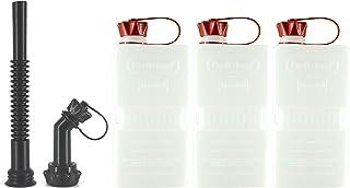 FuelFriend®-Plus Clear - Bidón 1.5 litros + Kit de caño - 3 Piezas a un Precio Especial