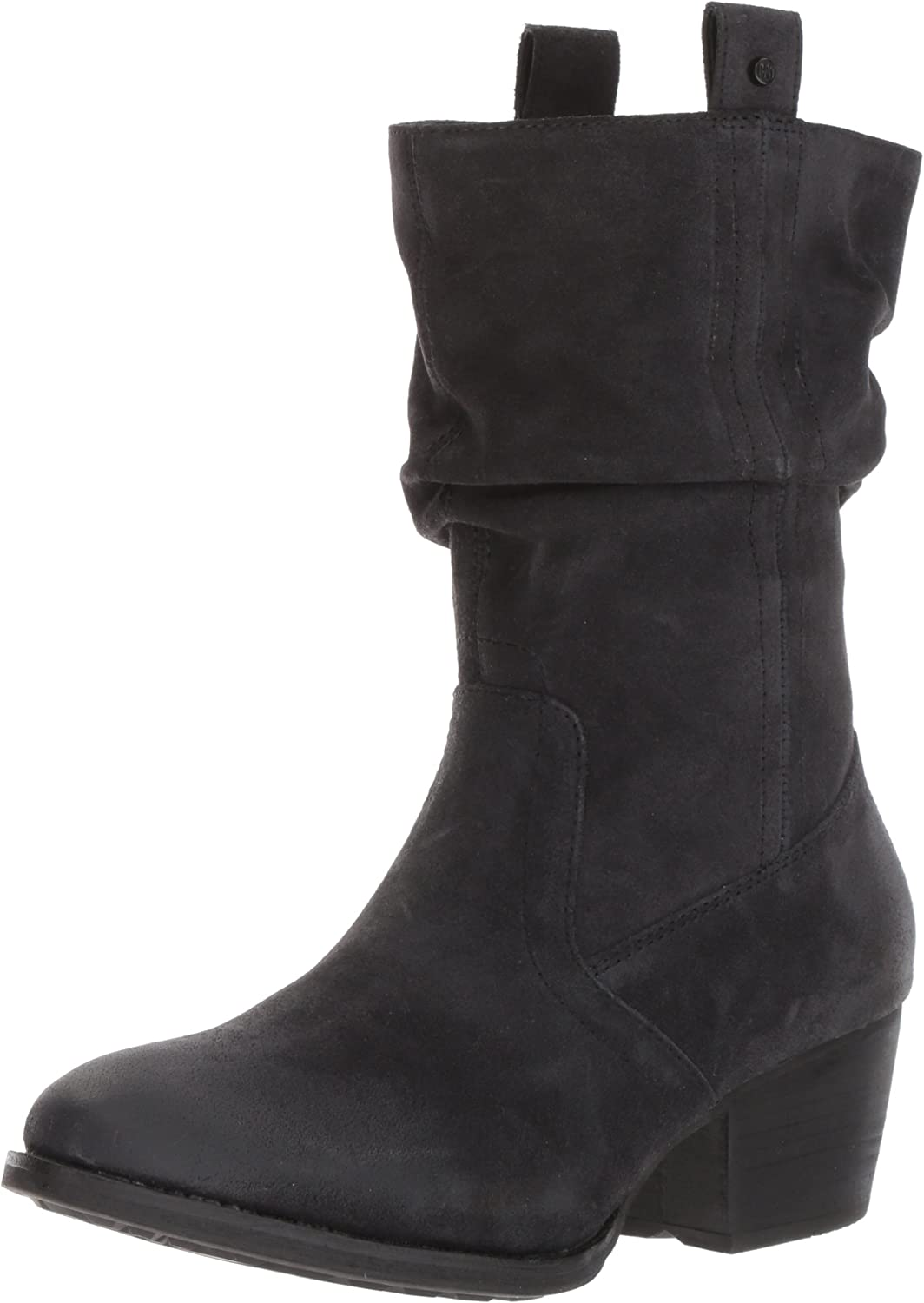 Caterpillar Unisex-Adult Incense mid Shaft Pull on Boot with Inside Zip Calf