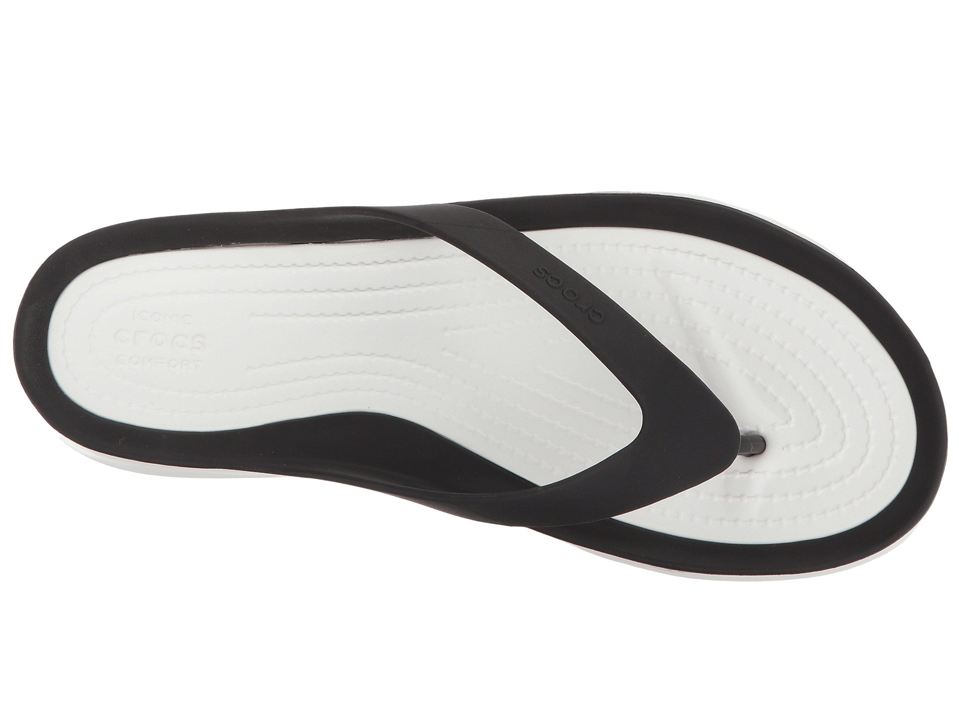 Crocs Swiftwater Black Flip Black Swiftwater Crocs Flip Flip white white Swiftwater white Black Crocs Crocs Swiftwater xU4wwEA