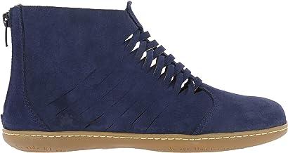 EL NATURALISTA EL Viajero Botines/Low Boots Femmes Azul Botas de caña Baja